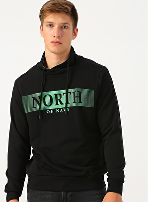North Of Navy Sweatshirt